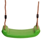 Sharky Leagăn cu şezut cu frânghie şi inel - verde deschis