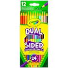 Crayola Kétvégű színes ceruza 12 db-os