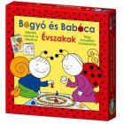 Bogyó şi Babóca: Anotimpurile - joc de societate în lb. maghiară