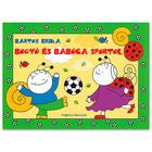Bogyó şi Babóca fac sport - carte de poveşti în lb. maghiară