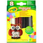 Crayola: 8 buc. plastilină în culori naturale