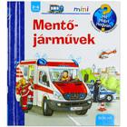 Ravensburger: Ce, De ce, Cum - Vehicule de urgenţă, în lb. maghiară