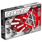 Geomag Fekete-fehér mágneses készlet 68 db-os