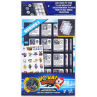 Yo-Kai Watch medál gyűjtőalbum készlet 1. széria