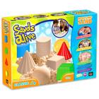 Sands Alive: nisip kinetic - forme clasice, 450 g