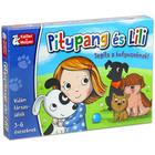 Pitypang şi Lili - Ajută-l câinii! - joc de cărţi, în lb. maghiară