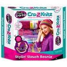 Cra-Z-Knitz: Set creează şapcă trendy