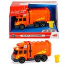 Action Series: mini maşină de gunoi - 15 cm