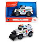 Dickie: Action Series: mini rendőrautó, 15 cm