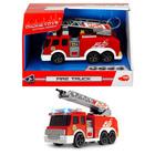 Action Series: mini maşină de pompieri - 15 cm