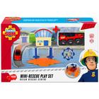 Sam a tűzoltó Mini álllomás játékszett járművel