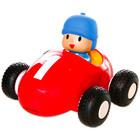 Pocoyo maşinuţă cu roată volantă