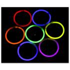 Sötétben világító karkötő 2 darabos - több színben