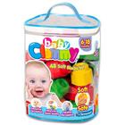 Clemmy Baby: 48 darabos puha építőkocka készlet