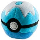 Tomy Pokémon plüss pokélabda - kék búvárlabda