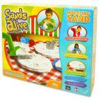 Sands Alive: modellező homok - pizza party, 675 g - CSOMAGOLÁSSÉRÜLT