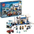 LEGO City: Mobil rendőrparancsnoki központ 60139