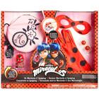 Miraculous: Set accesorii pentru costum Marinette şi Ladybug