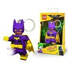 LEGO Batman Movie - Batgirl világítós kulcstartó