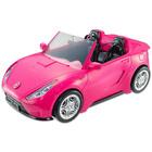Barbie: maşină sport de două persoane - roz