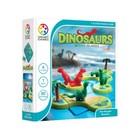 Dinozauri - Insula magică educativ cu instrucţiuni în lb. maghiară