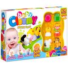 Clemmy Baby: boldog farm puha építőkocka készlet
