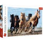 Vágtázó lovak 1000 darabos puzzle