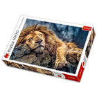 Trefl: Alvó oroszlán puzzle - 1000 darabos