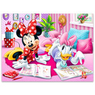 Trefl: Minnie egér puzzle - 30 darabos