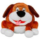 PlayFace Pals: Dog - figurină de pluş 12 cm
