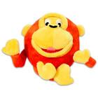 Grimasz Pajtik mókás majom plüssfigura - 12 cm
