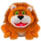 Grimasz Pajtik bátor oroszlán plüssfigura - 30 cm