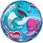 Delfines gumilabda - 20 cm
