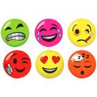 Smiley: minge cauciuc - diferite, 11 cm