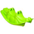 Krokodil libikóka - zöld