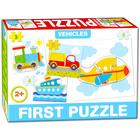 Primul meu puzzle: vehicule