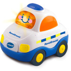 Vtech: Toot-toot interaktív rendőrautó