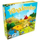Kingdomino - joc de societate cu instrucţiuni în lb. maghiară
