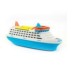 Műanyag tengerjáró hajó - 40 cm