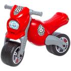 Croos 8 motocicletă fără pedale - roşu, uriaş