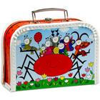 Bogyó şi Babóca: valiză cu design păianjen