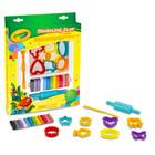 Crayola: set plastilină cu forme
