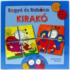 Bogyó şi Babóca: joc de puzzle cu instrucţiuni în lb. maghiară