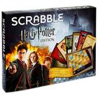 Scrabble Original: Harry Potter angol nyelvű társasjáték ajándék Scrabble notesszel