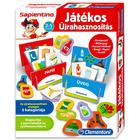 Clementoni-Sapientino: reciclare jucăuşă joc educativ în lb. maghiară