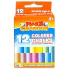 Maxx Creation: 12 darabos táblakréta - színes