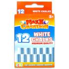 Maxx Creation: 12 darabos táblakréta - fehér