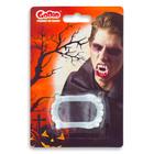 Dinţi vampir din plastic