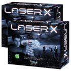Laser-X fegyver szett