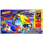 Nerf Nitro - Duelfury Demolition lansatori maşini - pentru 2 jucători